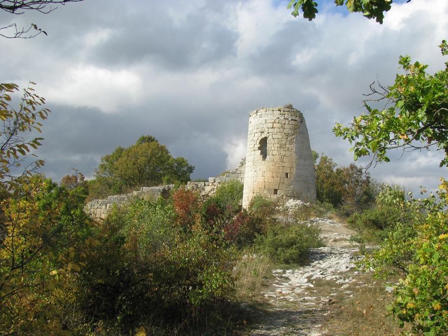Пещерные города и монастыри Крыма.