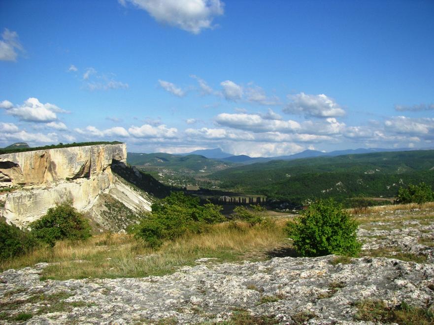 Пешие походы по Крыму. Пещерные города и монастыри Крыма.
